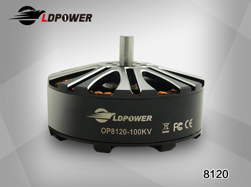 OP8120 Agricultural drone motor