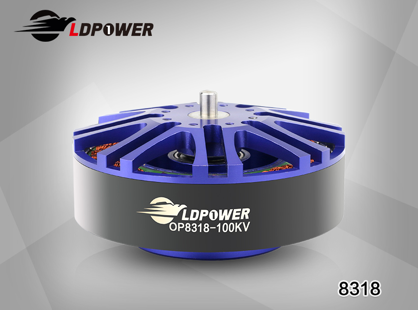 OP8318 Agricultural Drone Motor